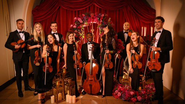 ALR Strings at Banqueting House