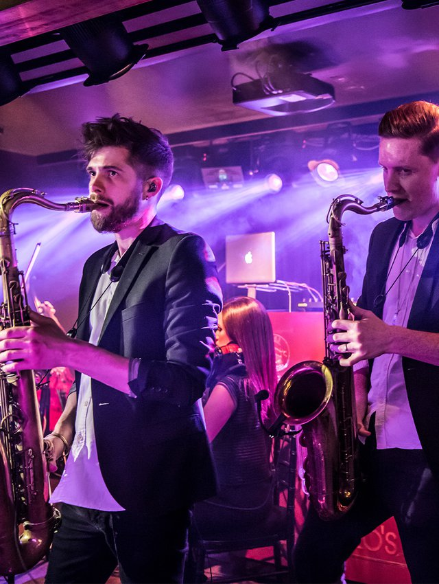 Ibiza Live Orchestra at The Arts Club